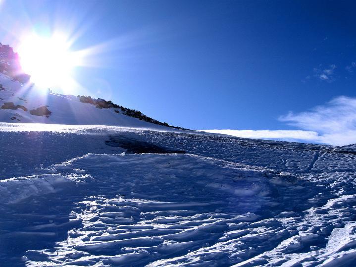 Foto: Andreas Koller / Ski Tour / Trainingstour auf den Hinteren Brunnenkogel (3440 m) / 24.11.2009 20:57:09