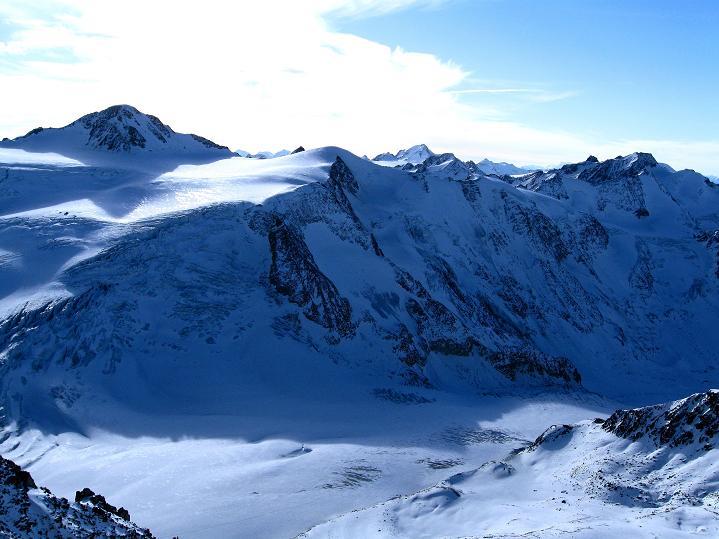 Foto: Andreas Koller / Ski Tour / Trainingstour auf den Hinteren Brunnenkogel (3440 m) / 24.11.2009 20:56:12