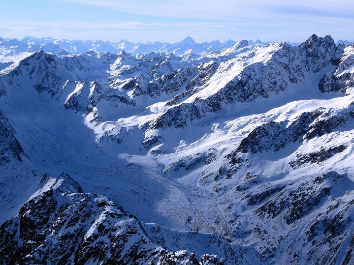 Foto: Andreas Koller / Ski Tour / Trainingstour auf den Hinteren Brunnenkogel (3440 m) / 24.11.2009 20:55:55