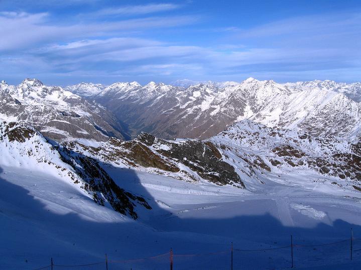 Foto: Andreas Koller / Ski Tour / Trainingstour auf den Hinteren Brunnenkogel (3440 m) / 24.11.2009 20:55:47