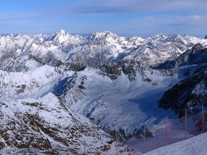 Foto: Andreas Koller / Ski Tour / Trainingstour auf den Hinteren Brunnenkogel (3440 m) / 24.11.2009 20:55:40