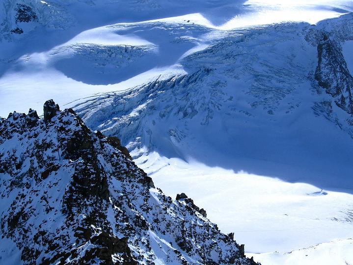 Foto: Andreas Koller / Ski Tour / Trainingstour auf den Hinteren Brunnenkogel (3440 m) / Taschachferner / 24.11.2009 20:55:13