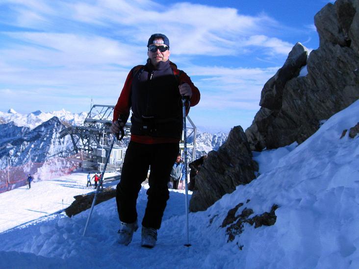 Foto: Andreas Koller / Ski Tour / Trainingstour auf den Hinteren Brunnenkogel (3440 m) / 24.11.2009 20:54:43
