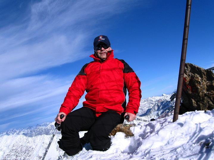 Foto: Andreas Koller / Ski Tour / Trainingstour auf den Hinteren Brunnenkogel (3440 m) / 24.11.2009 20:54:24
