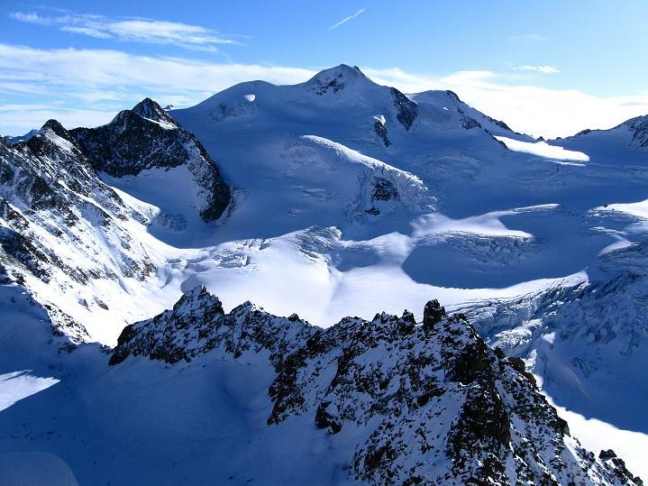Foto: Andreas Koller / Ski Tour / Trainingstour auf den Hinteren Brunnenkogel (3440 m) / 24.11.2009 20:54:07