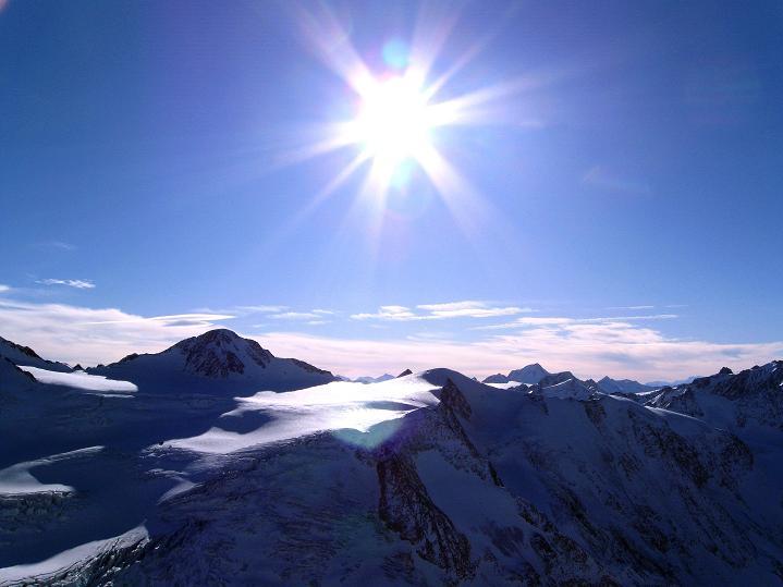 Foto: Andreas Koller / Ski Tour / Trainingstour auf den Hinteren Brunnenkogel (3440 m) / 24.11.2009 20:53:56