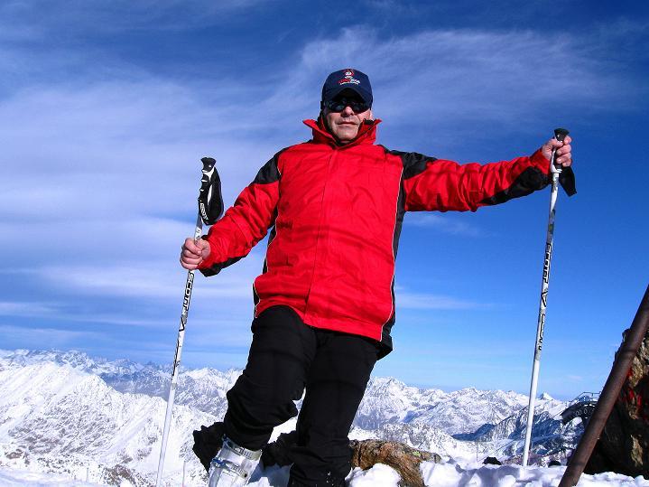 Foto: Andreas Koller / Ski Tour / Trainingstour auf den Hinteren Brunnenkogel (3440 m) / 24.11.2009 20:53:47