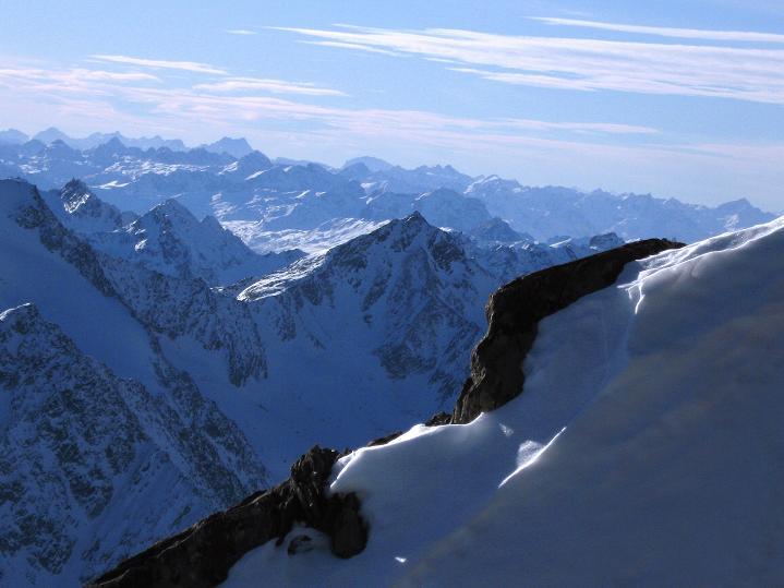 Foto: Andreas Koller / Ski Tour / Trainingstour auf den Hinteren Brunnenkogel (3440 m) / 24.11.2009 20:53:39