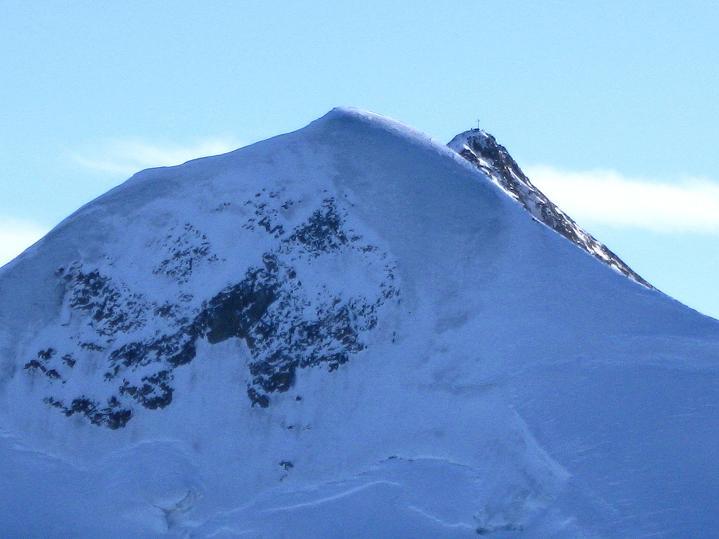 Foto: Andreas Koller / Ski Tour / Trainingstour auf den Hinteren Brunnenkogel (3440 m) / Die Wildspitze (3770 m) / 24.11.2009 20:53:32
