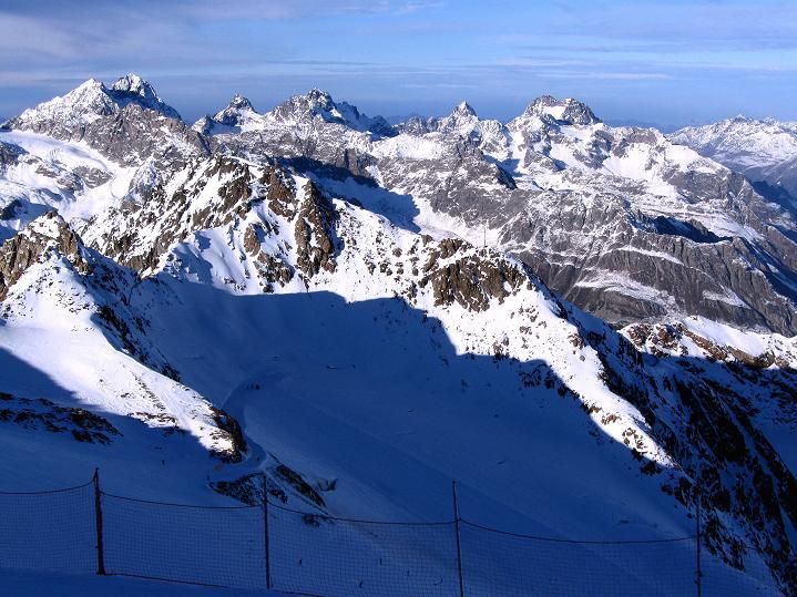 Foto: Andreas Koller / Ski Tour / Trainingstour auf den Hinteren Brunnenkogel (3440 m) / 24.11.2009 20:52:49