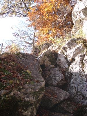 Foto: Jochenruhpolding_Aufnberg / Wander Tour / Hochfelln von Ruhpolding über Strohschneid / 28.11.2009 09:18:32