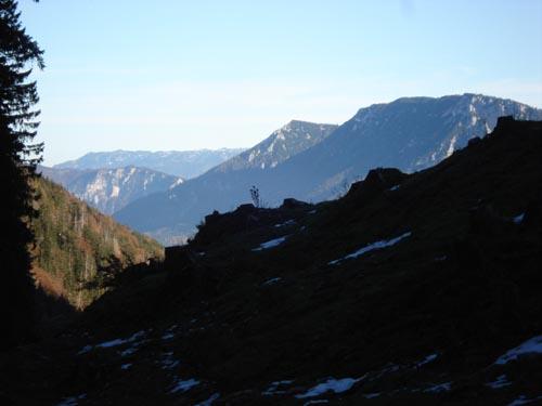 Foto: Jochenruhpolding_Aufnberg / Wander Tour / Hochfelln von Ruhpolding über Strohschneid / 28.11.2009 09:19:44