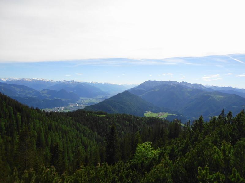 Foto: Günter Siegl / Wander Tour / Plessenberg - Heuberg - Kienberg / Voldöppberg mittig / 09.06.2017 20:03:23