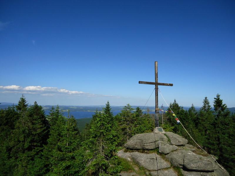 Foto: Günter Siegl / Wander Tour / Bärnsteinrunde / Bärenstein / 20.06.2017 22:58:28