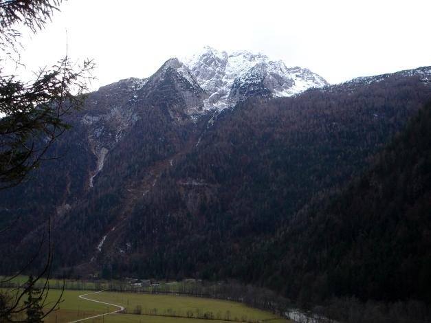Foto: Manfred Karl / Klettersteig Tour / Klettersteig Weiße Gams / Ausblick in die Leoganger Steinberge (Schoßhörner - Ebersbergkar) / 05.12.2009 17:18:09