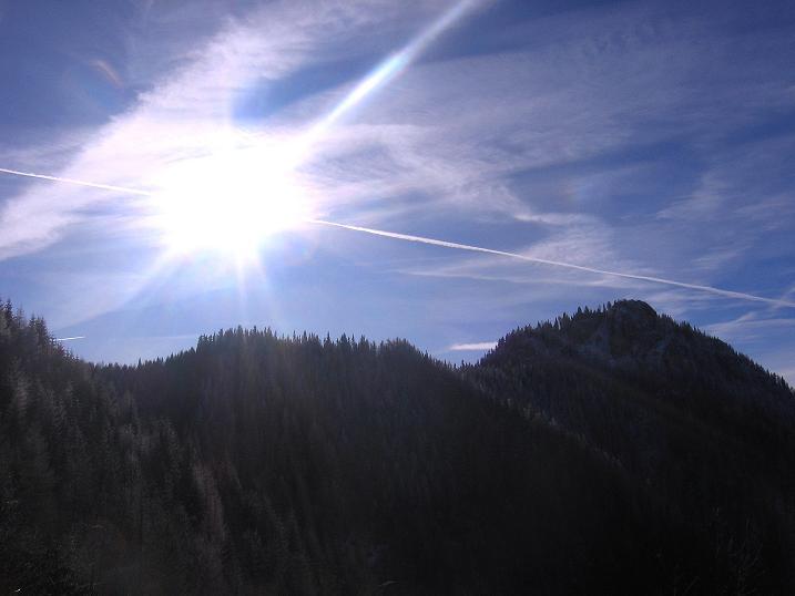 Foto: Andreas Koller / Wander Tour / Aus der Zidritz auf die Kahlwandspitze (2090 m) / 06.12.2009 23:03:10