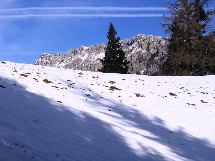 Foto: Andreas Koller / Wander Tour / Aus der Zidritz auf die Kahlwandspitze (2090 m) / 06.12.2009 23:02:10