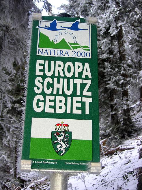 Foto: Andreas Koller / Wander Tour / Aus der Zidritz auf die Kahlwandspitze (2090 m) / 06.12.2009 23:01:54
