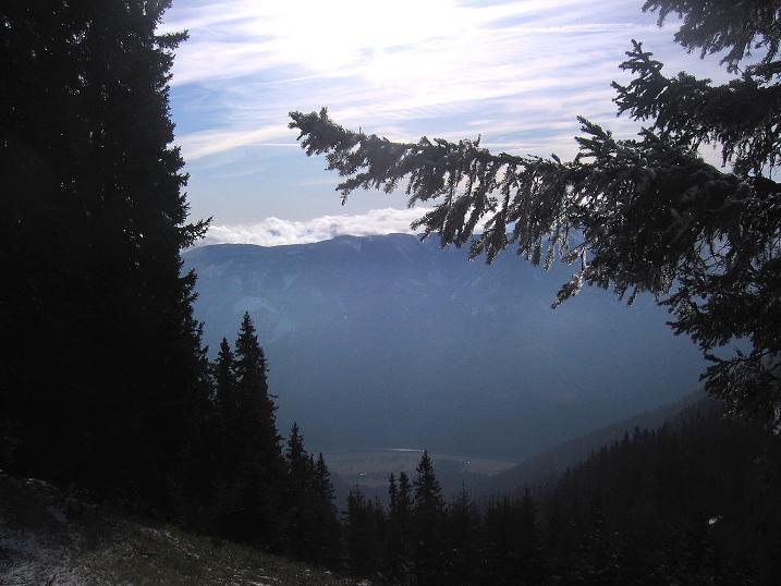 Foto: Andreas Koller / Wander Tour / Aus der Zidritz auf die Kahlwandspitze (2090 m) / 06.12.2009 23:01:36