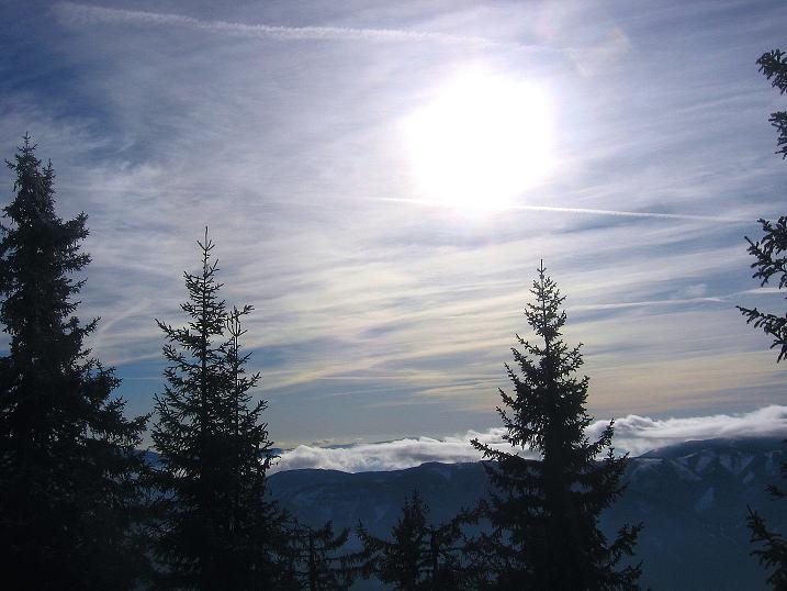 Foto: Andreas Koller / Wander Tour / Aus der Zidritz auf die Kahlwandspitze (2090 m) / 06.12.2009 23:01:05