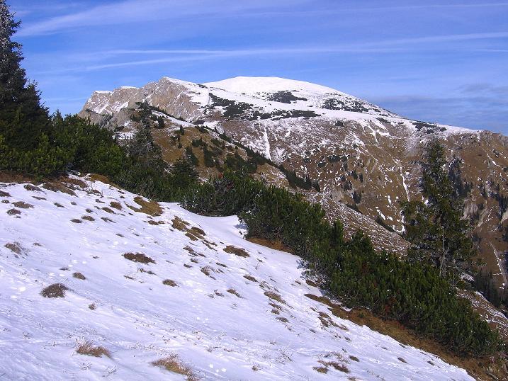 Foto: Andreas Koller / Wander Tour / Aus der Zidritz auf die Kahlwandspitze (2090 m) / 06.12.2009 22:58:45