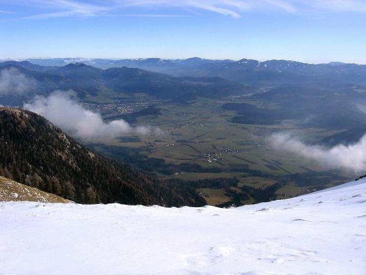 Foto: Andreas Koller / Wander Tour / Aus der Zidritz auf die Kahlwandspitze (2090 m) / 06.12.2009 22:58:22