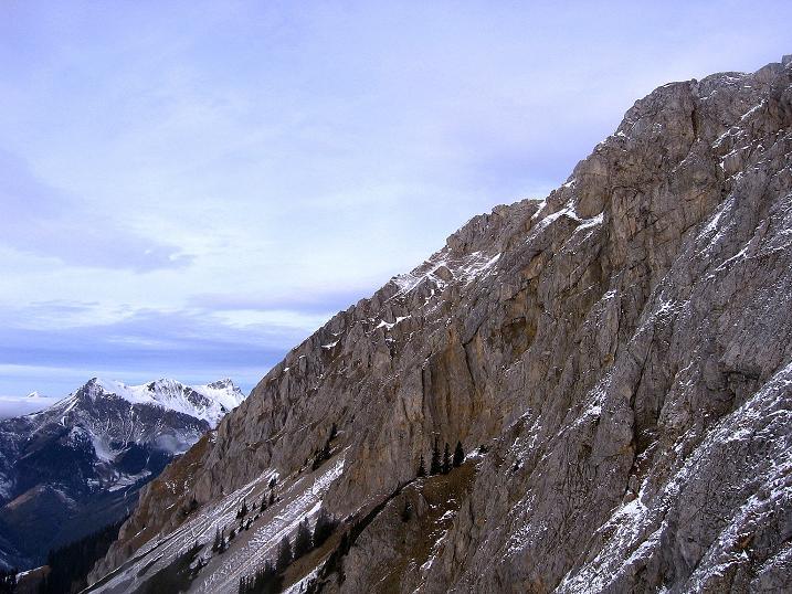 Foto: Andreas Koller / Wander Tour / Aus der Zidritz auf die Kahlwandspitze (2090 m) / 06.12.2009 22:55:46