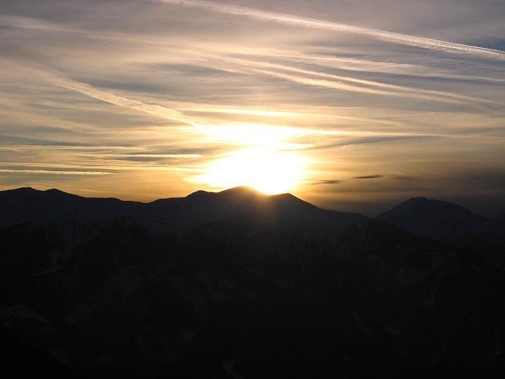 Foto: Andreas Koller / Wander Tour / Aus der Zidritz auf die Kahlwandspitze (2090 m) / 06.12.2009 22:51:28