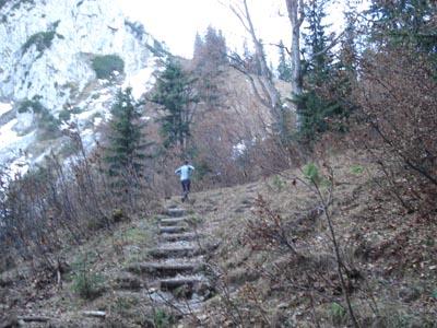 Foto: JochenRuhpolding / Wander Tour / Auf dem Jägersteig zum Hörndlwandgipfel / 06.12.2009 19:07:04