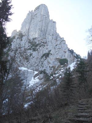 Foto: JochenRuhpolding / Wander Tour / Auf dem Jägersteig zum Hörndlwandgipfel / 06.12.2009 19:08:02