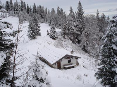 Foto: JochenRuhpolding / Wander Tour / Auf dem Jägersteig zum Hörndlwandgipfel / 06.12.2009 19:09:07