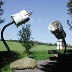 Foto: Ferienregion Böhmerwald / Wander Tour / Steilstufenweg - große Runde / Skulptur