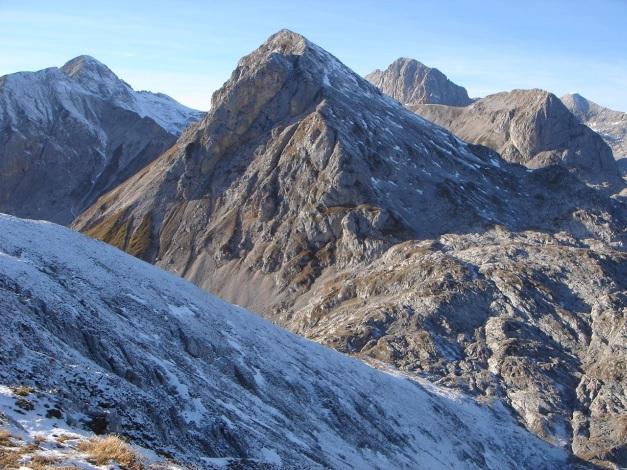 Foto: Manfred Karl / Klettersteig Tour / Klettersteig Sinabell / Eselstein / 08.12.2009 19:13:45