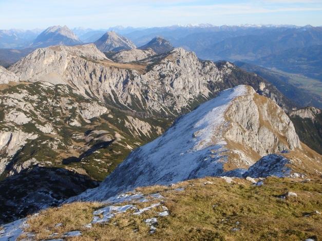Foto: Manfred Karl / Klettersteig Tour / Klettersteig Sinabell / 08.12.2009 19:13:20