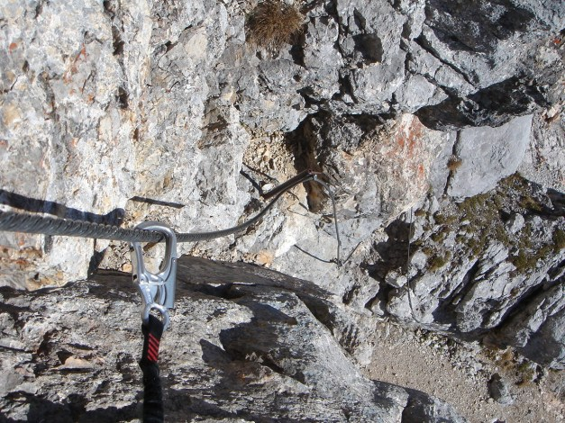 Foto: Manfred Karl / Klettersteig Tour / Klettersteig Sinabell / Der Jubiläumssteig lässt sich gut mit dem Sinabellsteig kombinieren. / 08.12.2009 19:12:04