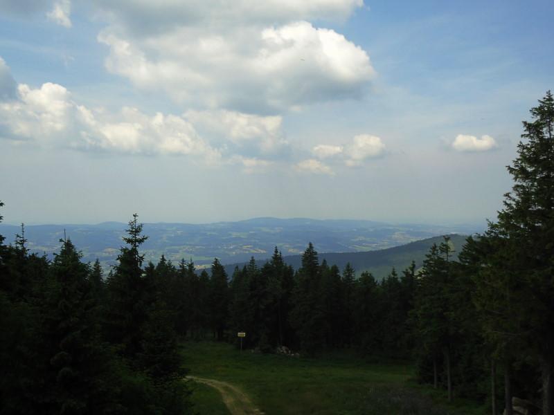 Foto: Günter Siegl / Wander Tour / Gipfel-Ge(h)nussweg / Blick ins Mühlviertel / 04.07.2017 21:42:35