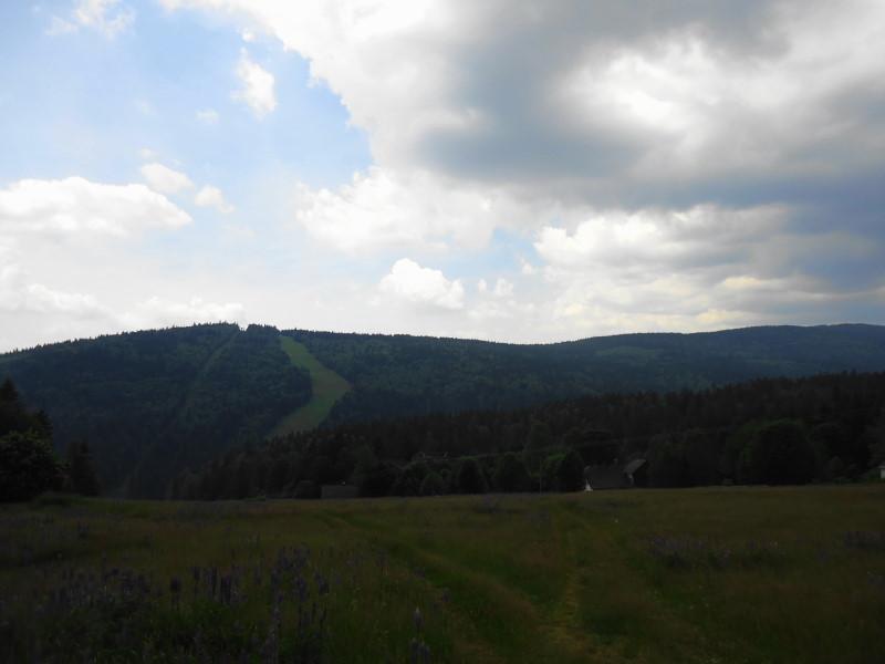 Foto: Günter Siegl / Wander Tour / Gipfel-Ge(h)nussweg / Hochficht Gegenhang / 04.07.2017 21:27:43