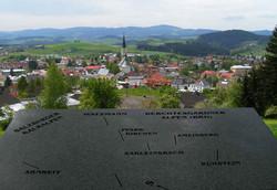 Foto: Ferienregion Böhmerwald / Wander Tour / Rohrbacher Panoramaweg / 10.12.2009 12:01:12