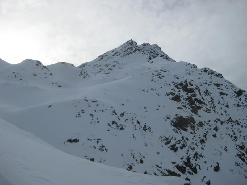 Foto: Wolfgang Lauschensky / Ski Tour / Finstertaler Schartenkopf 2856m / Finstertaler Schartenkopf / 10.12.2009 21:01:32