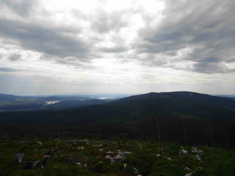 Foto: Günter Siegl / Wander Tour / Dreiländerwanderung / Moldaustausee und Hochficht / 17.07.2017 22:52:51