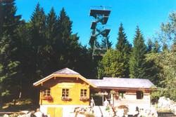 Foto: Ferienregion Böhmerwald / Wander Tour / Moldaublickweg / 11.12.2009 11:00:52