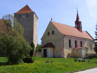 Foto: Ferienregion Böhmerwald / Wander Tour / Jakobsweg Teilstrecke: Krumau (CZ) bis Passau (D) / 11.12.2009 11:25:00
