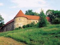 Foto: Ferienregion Böhmerwald / Rad Tour / Witiko-Radroute / Burg Piberstein / 11.12.2009 16:27:16