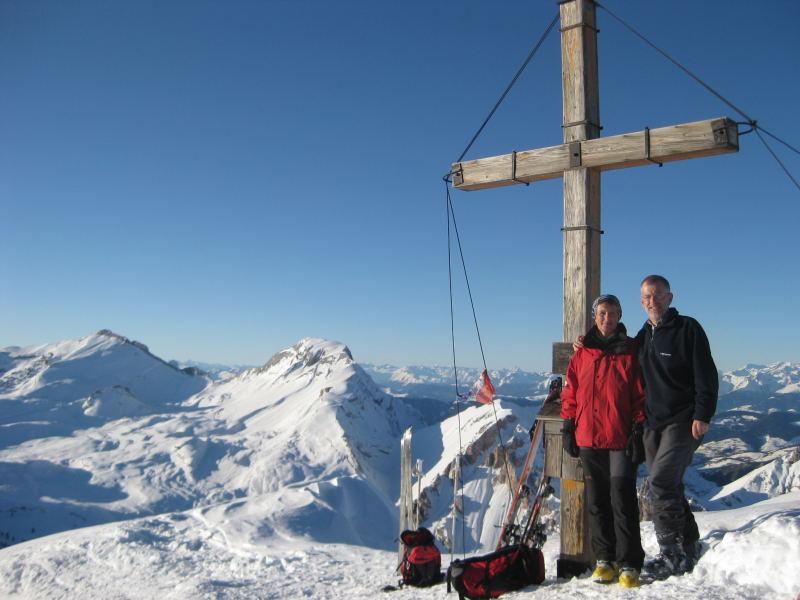 Foto: Wolfgang Lauschensky / Ski Tour / Pareispitze oder Col Bechei Dessora 2794m / Pareispitze oder Col Bechei / 12.12.2009 12:01:58