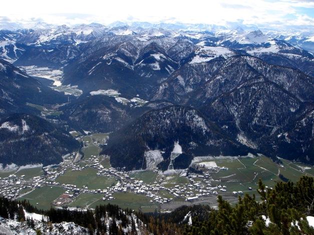 Foto: Manfred Karl / Ski Tour / Von der Winklmoosalm zur Steinplatte / Waidring / 13.12.2009 17:38:02