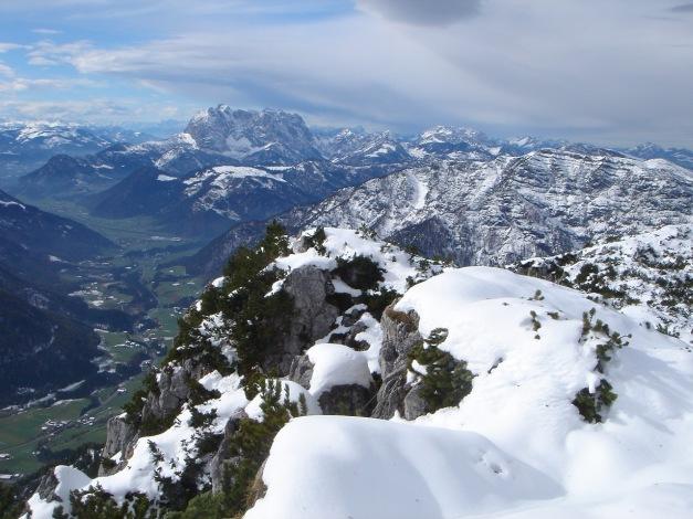 Foto: Manfred Karl / Ski Tour / Von der Winklmoosalm zur Steinplatte / Wilder Kaiser / 13.12.2009 17:37:19