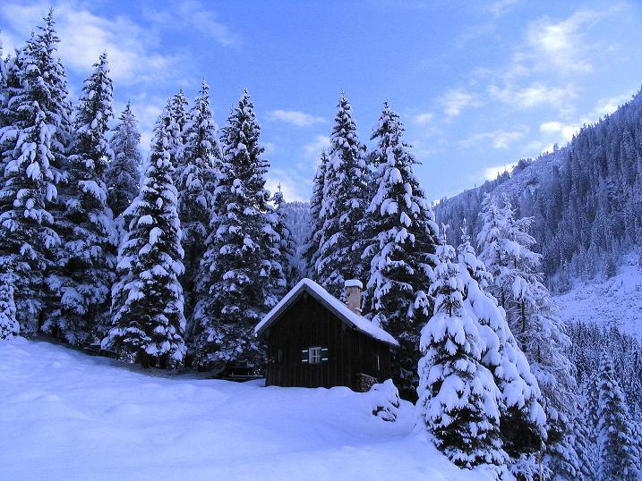 Foto: Andreas Koller / Ski Tour / Direkter Anstieg auf den Hengst (2076 m) / 15.12.2009 21:10:29