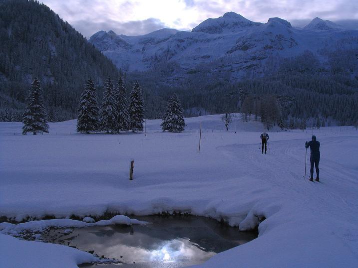 Foto: Andreas Koller / Ski Tour / Direkter Anstieg auf den Hengst (2076 m) / 15.12.2009 21:09:46