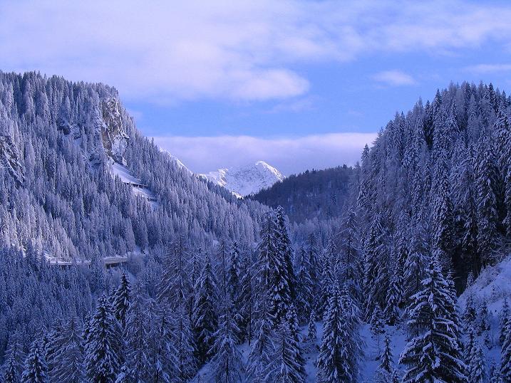 Foto: Andreas Koller / Ski Tour / Direkter Anstieg auf den Hengst (2076 m) / 15.12.2009 21:09:00