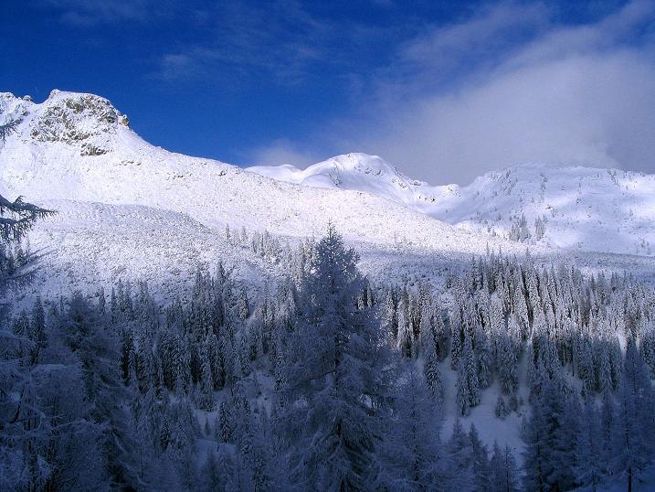 Foto: Andreas Koller / Ski Tour / Direkter Anstieg auf den Hengst (2076 m) / 15.12.2009 21:06:30